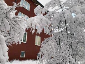 Tilläggsisolera vinden och spara uppvärmningskostnader