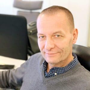 Lars Westerlund, VD ENIVA Isolerproffs