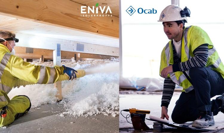 ENIVA och Ocab i samarbete