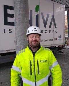 Håkan Sandergård ENIVA Isolerproffs Väst